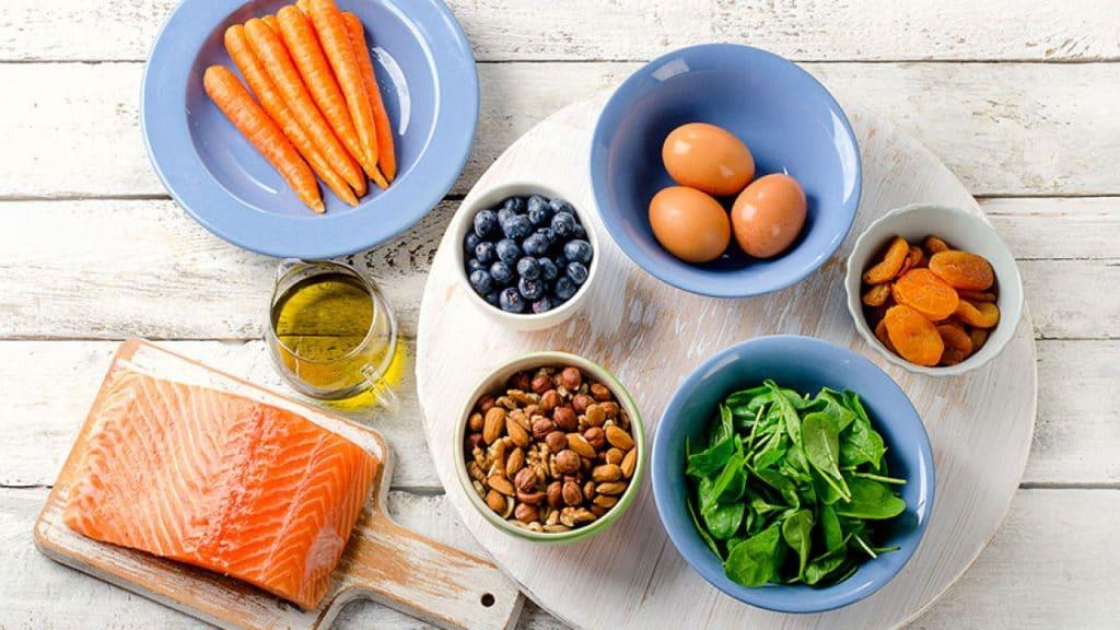 The Best Eye Foods