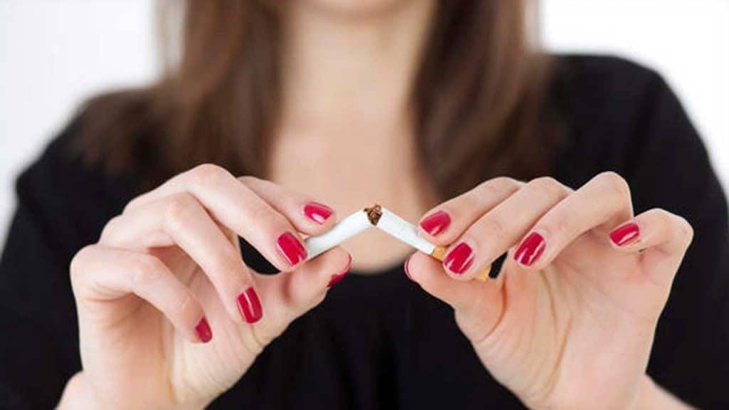 The Quitting Smoking Principle